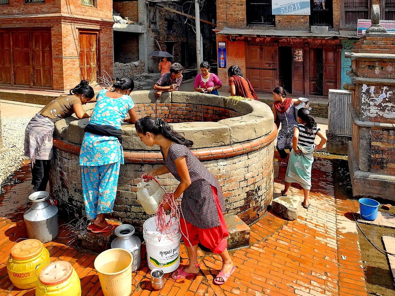 Women-Well-Nepal