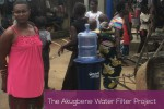 The Akugbene Water Filter Project