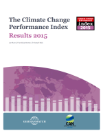 The Climate Change Performance Index Results 2015
